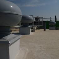 11. dach budynku elektrociepowni